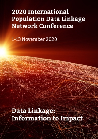 Conference Proceedings for International Population Data Linkage Conference 2020 Cover art