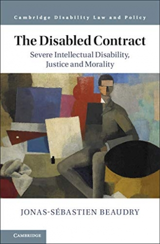 The Disable Contract: Severe Intellectual Disability, Justice and Morality book cover