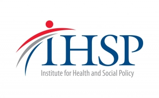 Institute for Health and Social Policy logo in full color