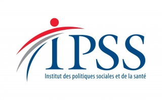 French logo for the Institute for Health and Social Policy