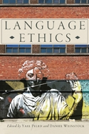 Language Ethics book cover