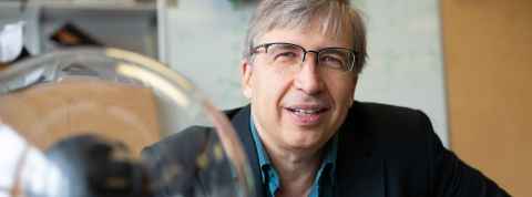 Professor Gregory Dudek