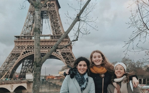 McGill Students Going Abroad