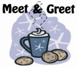 Winter Meet & Greet cup of hot chocolate