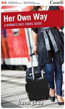 Her Own Way: A Woman's Safe-Travel Guide