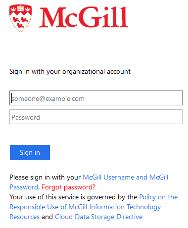 Modern Authentication to be enabled in the cloud for