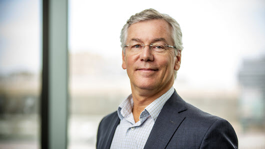 Photo of Chief Information Officer (CIO), Marc Denoncourt