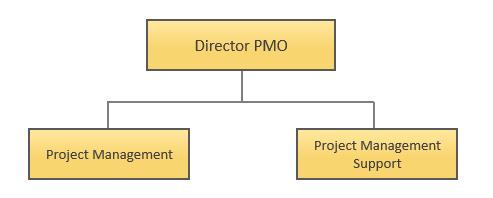 Project Management Office - Organization Chart