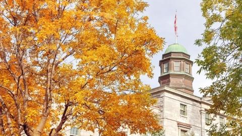 Arts Building at McGill