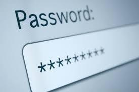Password box screenshot