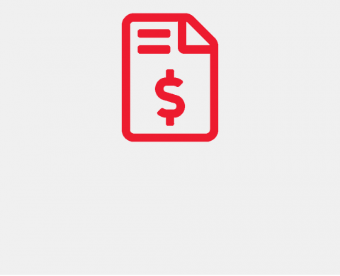 File icon with dollar symbol