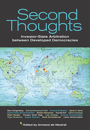 Investor-State Arbitration Between Developed Democracies - book cover
