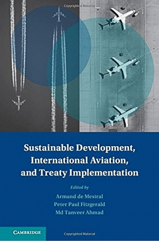 Sustainable Development, International Aviation, and Treaty Implementation book cover