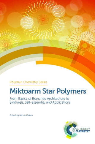 Miktoarm star polymers book cover