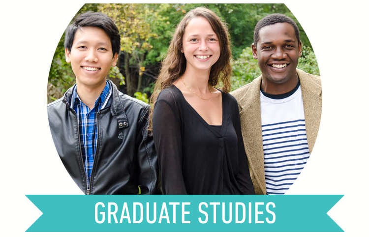 Graduate studies in law (Master's, Doctor of Law, GC)