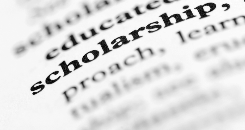 Scholarships and prizes