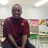 Kris Culley (2009 Graduate of James Lyng School)