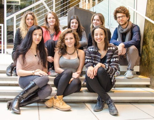 Mcgill University Students