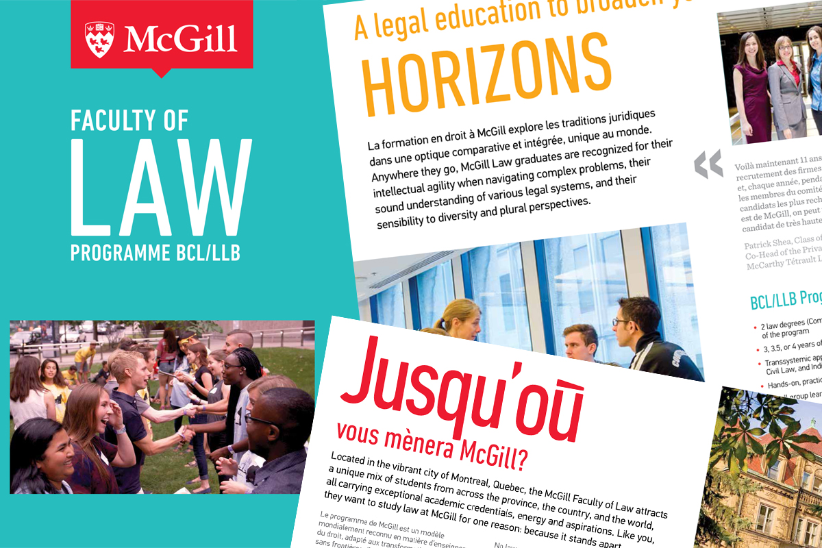 Download our BCL/LLB admissions flyer