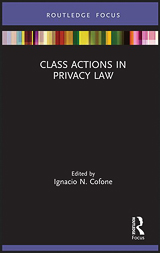 Class Actions in Privacy Law.