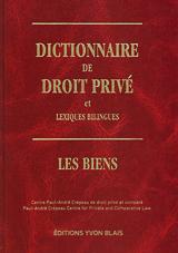 Cover, dictionnaire de droit privé