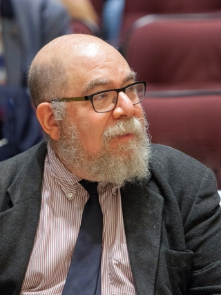Professor Daniel Weinstock. Photo by Nicolas Morin.