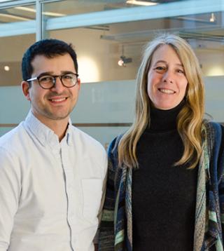 Prof. Ignacio Cofone & Prof. Geneviève Saumier