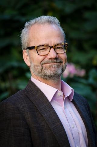 Professor Lionel Smith. Photo by Lysanne Larose.