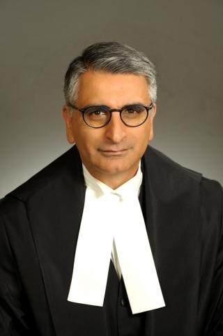 Justice Mahmud Jamal, BCL'93, LLB'93