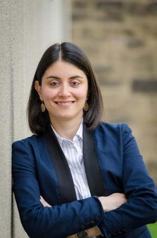 Associate Professor Marie Manikis