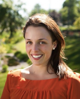McGill Law student Michelle Lahey