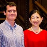 Professors Mark Walters & Kun Fan