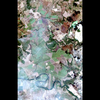 Quickbird Image 5536774 Panama (06/02/11)
