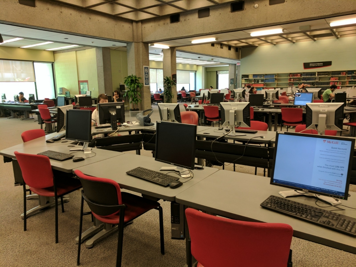 Group Study Rooms | McGill University Health Centre Libraries
