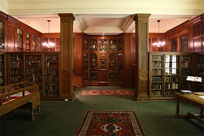 Osler Library Of The History Of Medicine Space