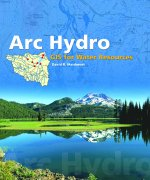 Cover of ArcHydro: GIS for water resources