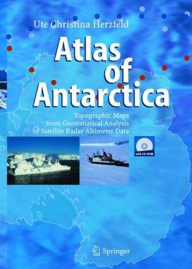 Atlas of Antarctica Book Cover