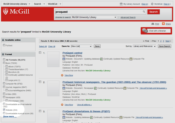proquest thesis mcgill