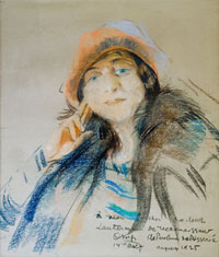 Dinah Lauterman, 1889-1945