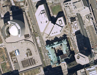 Toronto Orthophoto Example