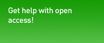 Get help with open access!