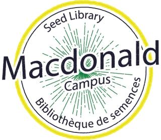 Macdonald Campus Library Seed Library logo