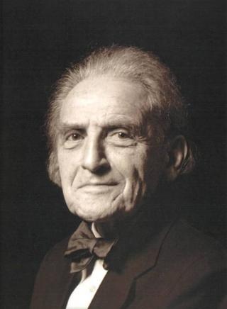 Portrait image of Dr. Raymond Klibansky