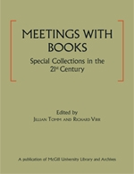 Thumbnail cover for Meetings with Books