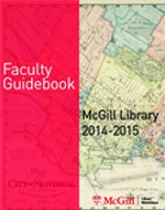 Cover, Faculty Guide 2014