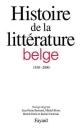 Histoire de la littérature belge