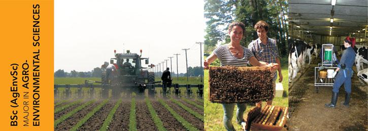 Major In Agro Environmental Sciences