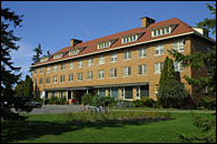 Laird Hall at Macdonald Campus.