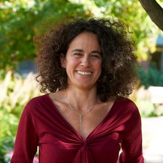 Elena Bennett smiling