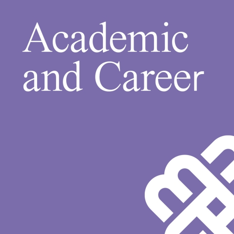 Academic and Career banner
